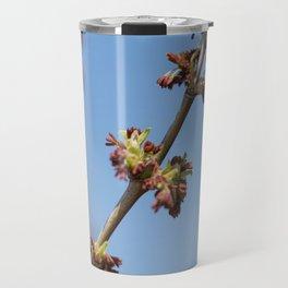 Spring Buds Travel Mug
