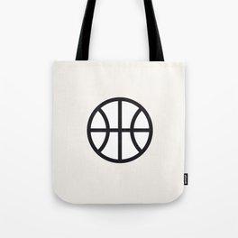 Basketball - Balls Serie Tote Bag
