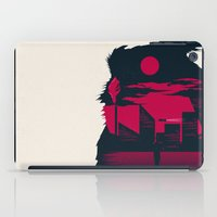 runner iPad Cases featuring Blade Runner by Inno Theme