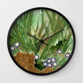 Spring BBs Wall Clock