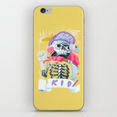 Born to kid iPhone Skin