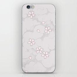 Kumori Nochi Sakura: Pink iPhone Skin