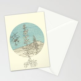 A forest Stationery Cards