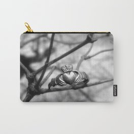 Claddagh Ring Carry-All Pouch