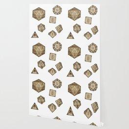 Gaming Dice Set Wallpaper