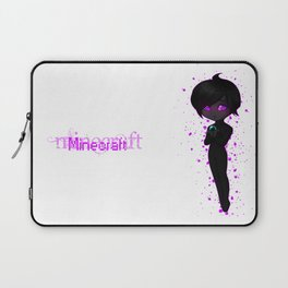 Lonely Enderchibi V2 Laptop Sleeve
