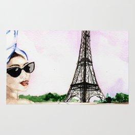 Brunch  in Paris Rug