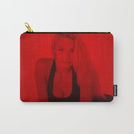 Pamela Anderson - Celebrity (Photographic Art) Carry-All Pouch