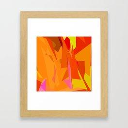 Creative Spark Ignition System Framed Art Print