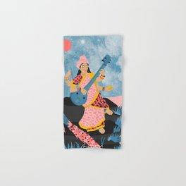 Saraswati Hand & Bath Towel