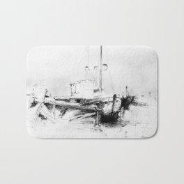 Pirates of the Baltic-sea Bath Mat