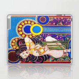 African Klimt Laptop & iPad Skin