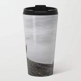 A Pony in the Pyrenees Travel Mug