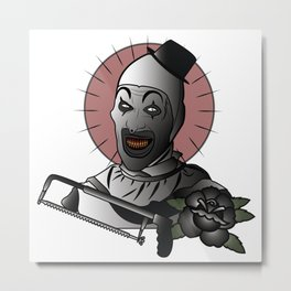 Terrifier  Metal Print