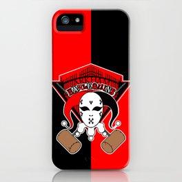 Arkham Harlequins iPhone Case