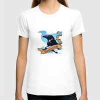 ravenclaw T-shirts featuring Ravenclaw by Markusian