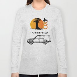 4xOverland Discovery Long Sleeve T-shirt