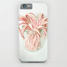 Candy Cane Delight iPhone 6s Slim Case