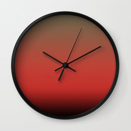 Havoc Wall Clock