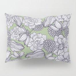 Garden Blooms Pillow Sham