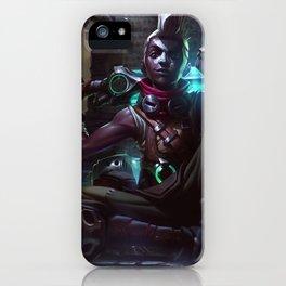 4d46f6c83 Classic Ekko League of Legends iPhone Case
