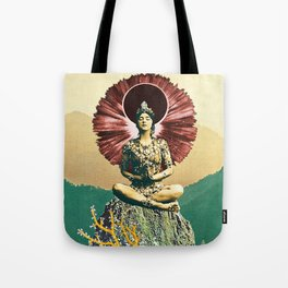Third Jhana Tote Bag