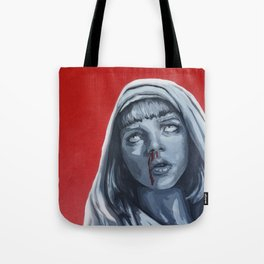 The Mia Madonna Tote Bag