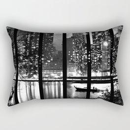 FORBIDDEN CITY Rectangular Pillow