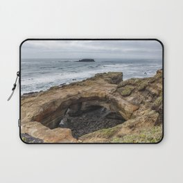 Not Much Punch for the Devil's Punchbowl Laptop Sleeve