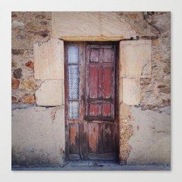 Doors of Perception 53 Canvas Print