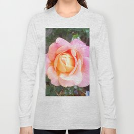 Chicago Peace Rose Long Sleeve T-shirt