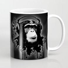 Monkey Business - Black Mug