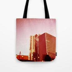 City Rooftop Tote Bag