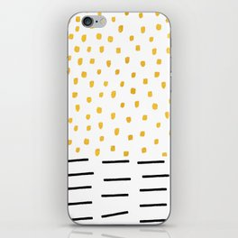 Scandi Sprinkles iPhone Skin