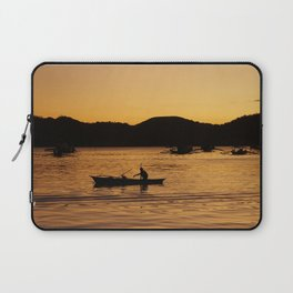 Tranquil Coron Laptop Sleeve
