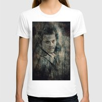 castiel T-shirts featuring Castiel by Sirenphotos