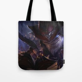 Master Arcanist Ziggs League Of Legends Tote Bag