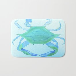 Chesapeake Blue Crab Bath Mat