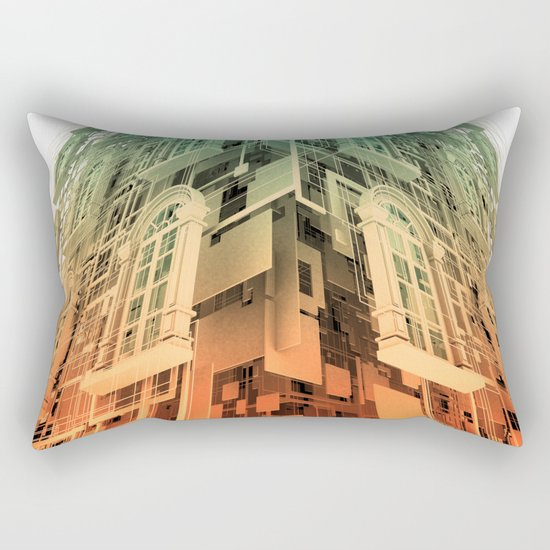Remembrance of Things Past Rectangular Pillow