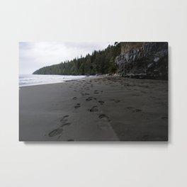 Mystic beach Metal Print
