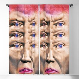 """Trump's Alternative Facts: """"I don't believe anything, I see things"""". Blackout Curtain"""