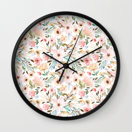Indy Bloom Design MAE Wall Clock