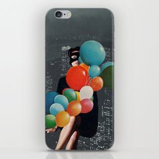 BIRTHDAY PRESENT iPhone & iPod Skin