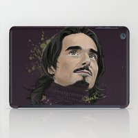 kevin russ iPad Cases featuring Kevin -BSB by Tish