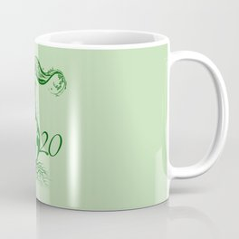 Mother Earth 2020 - Green Coffee Mug