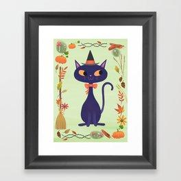 Twinkle Spice  Framed Art Print