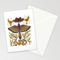 The Pecking Order Stationery Cards