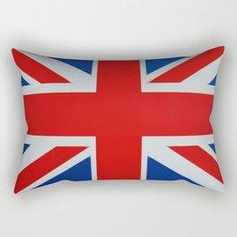 Union Jack Rectangular Pillow