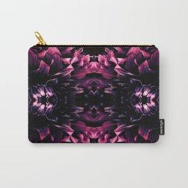 Black Dahlia Carry-All Pouch