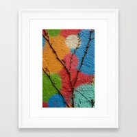 polka dots Framed Art Prints featuring Polka Dots by Shy Photog